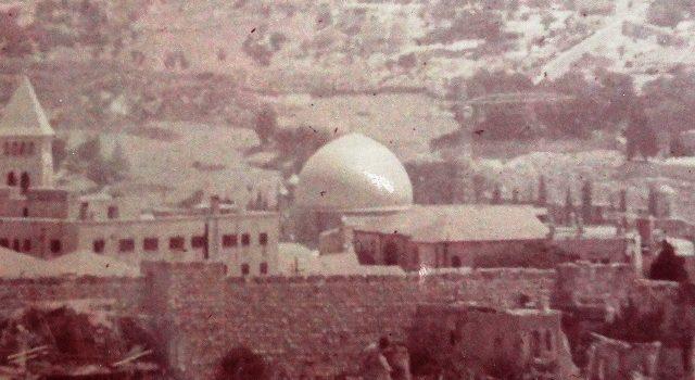 Shabbat Shalom from Jerusalem, Israel