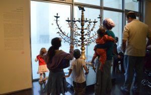 Israel Museum, chanukkah