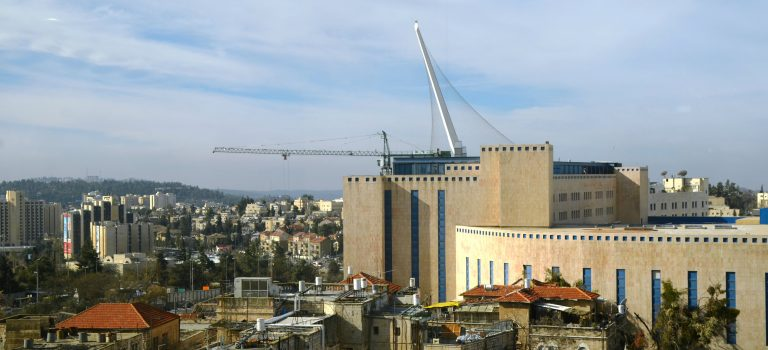 Jerusalem's Changing Landscapes