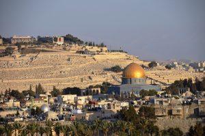 Jerusalem Israel view Old City