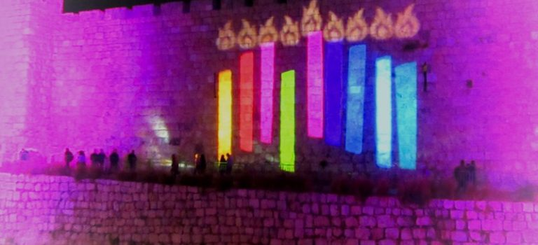15 Hanukkah Menorah Favorites Burning Brightly from Jerusalem