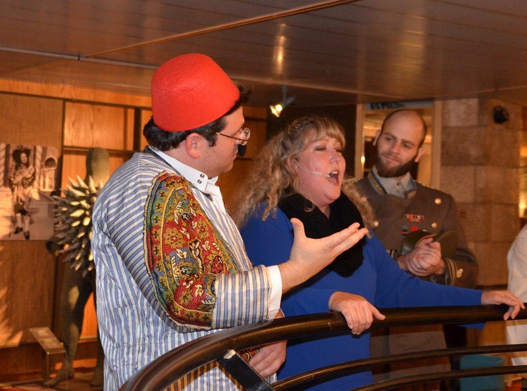 Jerusalem Theater singers