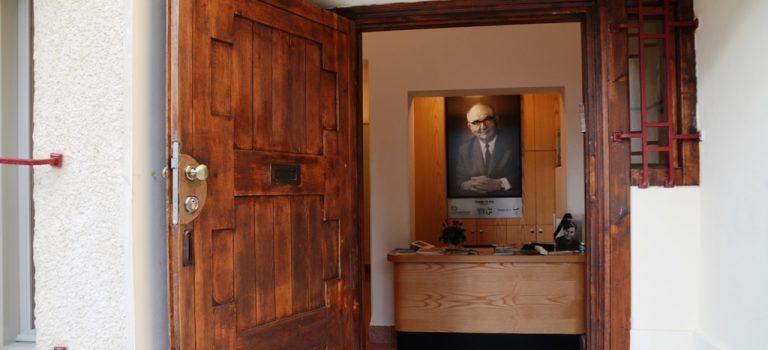 Levi Eshkol House Opens in Jerusalem