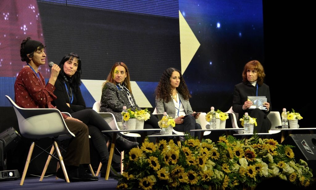 Panel all women excellence in science ISERD