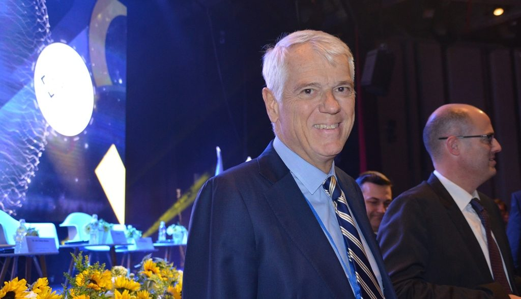 Ambassador of EU to Israel Lars Faaborg-Andersen