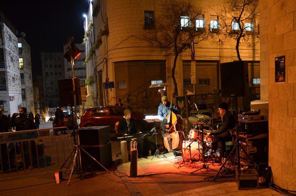 street music Jerusalem