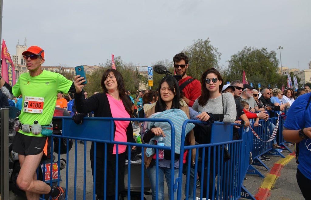 Jerusalem marathon 2017