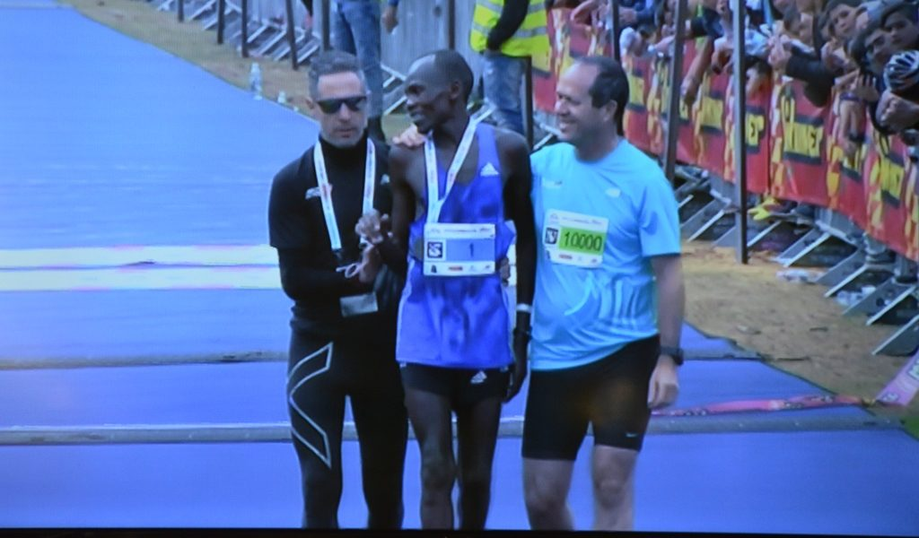 Jerusalem Marathon winner