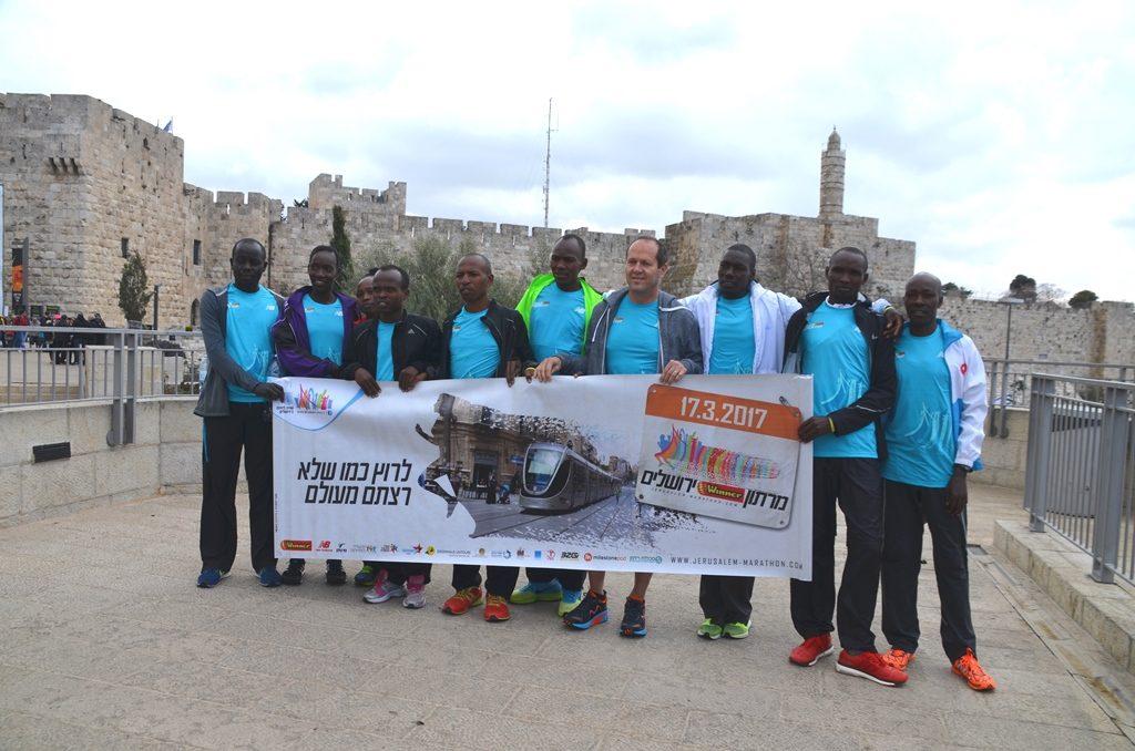 Jerusalem marathon 2017 #irunjem