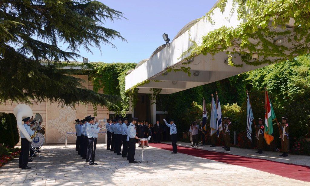Beit Hanasi Ambassador from Thailand