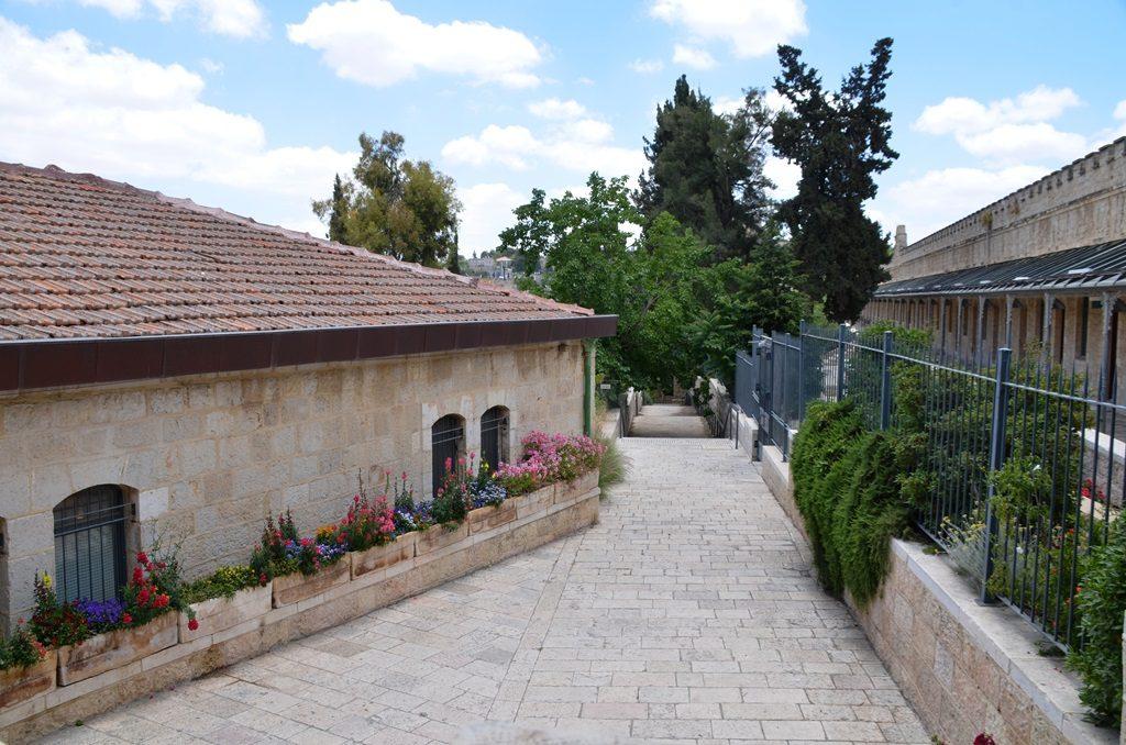 Mishkanot Shaananim Yemin Moshe Jerusalem Israel