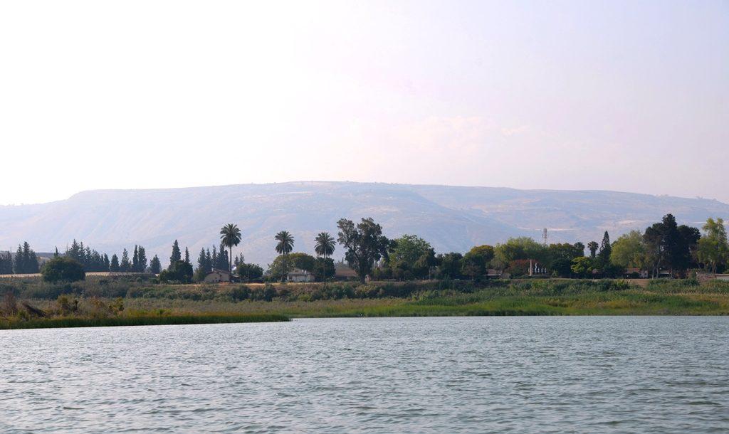 Golan, Kinneret
