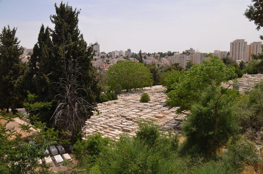 Cemetery Jerusalem 1948-49