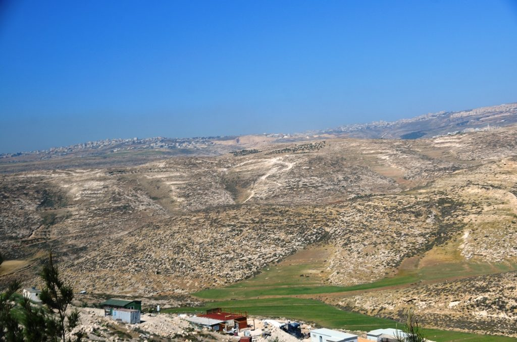 Benyamin region of Judea and Samaria