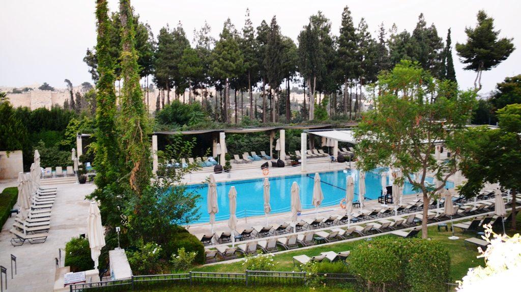 King David Hotel Pool