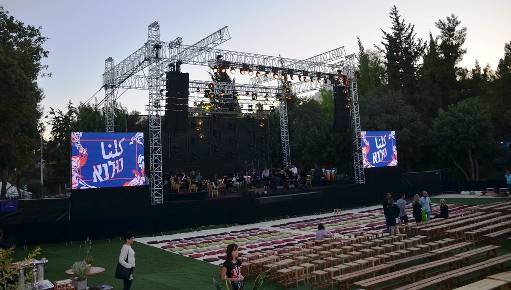 Arab and Jewish music festival Kulna Season of Culture