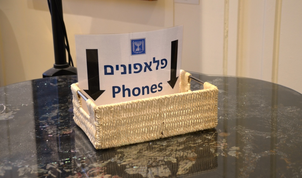 Box for phones