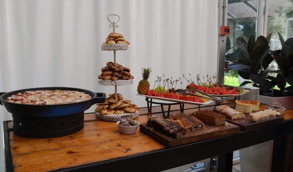 Beit Hanasi food