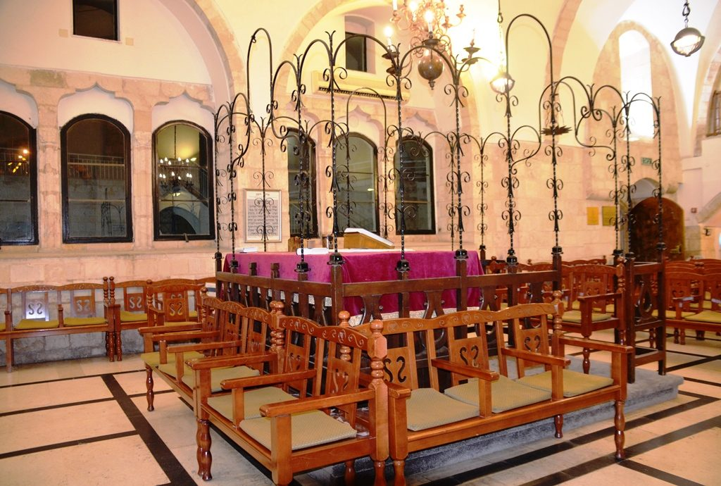 Synagogue Old City Sephardi