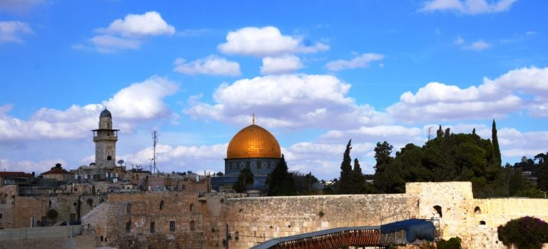 Jerusalem: Looking Back and Forward