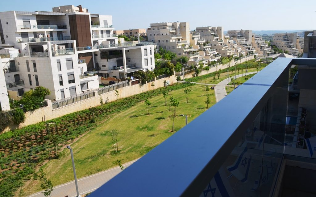 New neighborhood in Modiin Israel