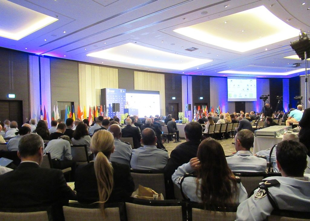 Israel Homeland Security conference in Jerusalem Israel