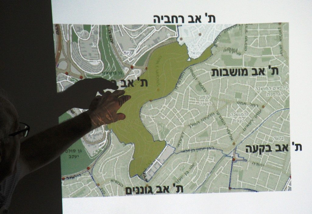 Plans for Jerusalem Israel rebuilding