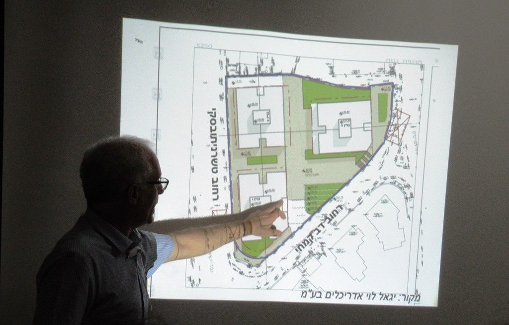 Jerusalem plans for Dov Kimche Street renewal project