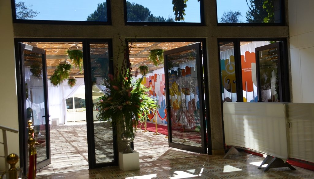 Sukka in Beit Hanasi open for public
