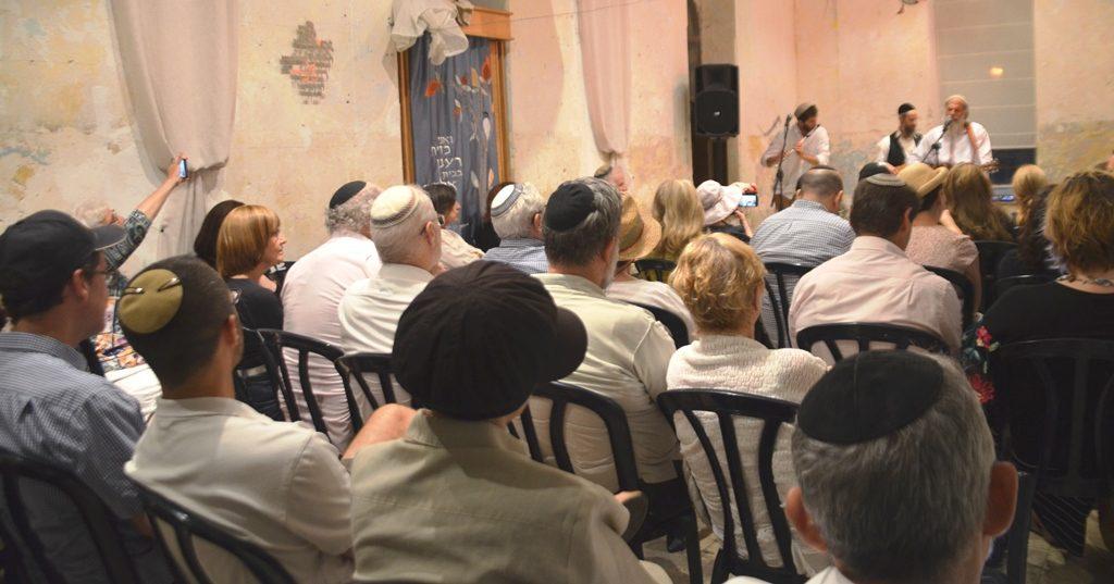Emek Refaim Shir Chadash pre-Selihot music Yehudah Katz