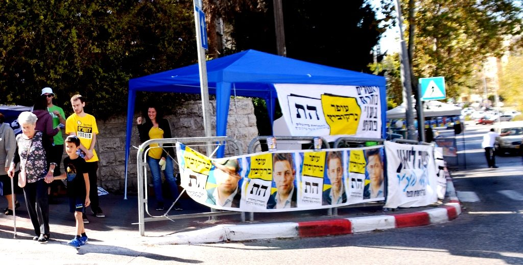 Ofer Berkovitch for Jerusalem Mayor