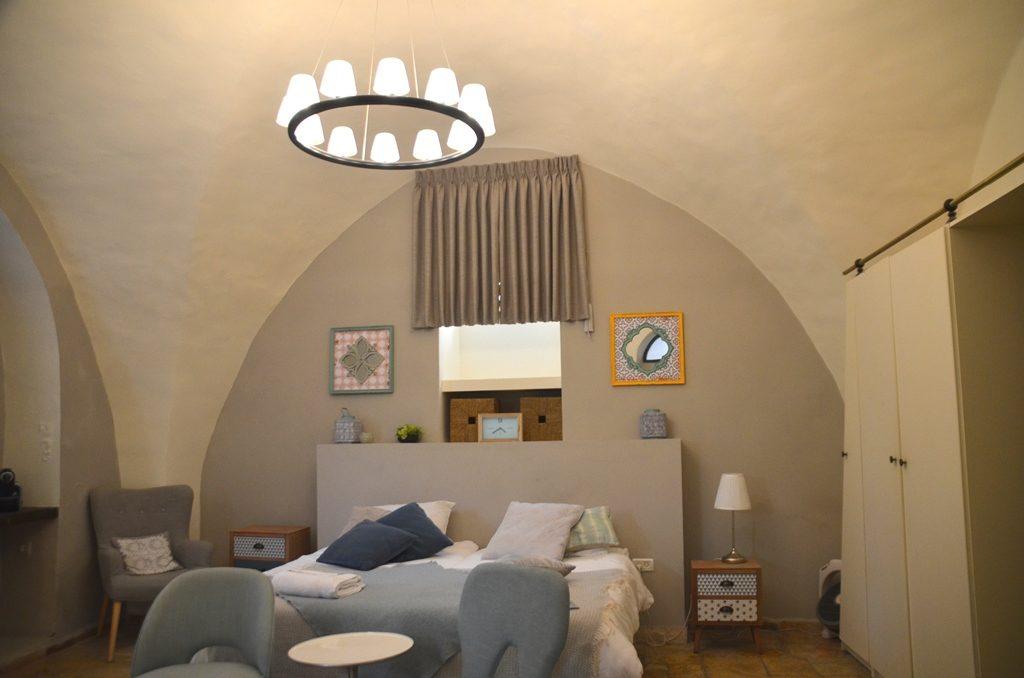 Open house Villa Mamilla bedroom Jerusalem Israel