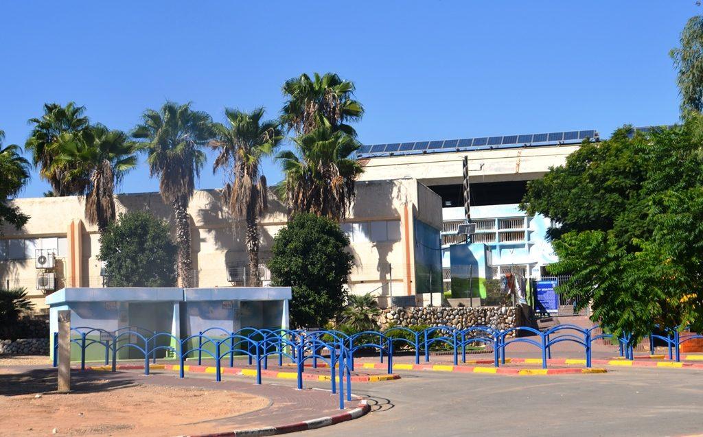 Sdeort AMIT high school southern Israel