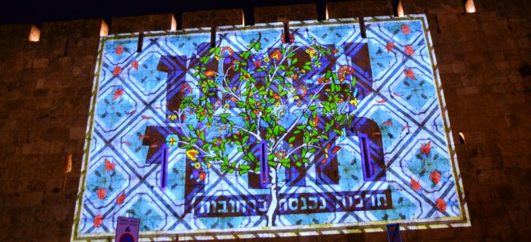 Jerusalem Winter Nights of Noise