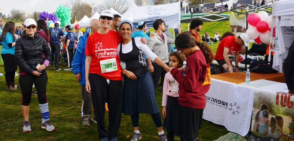 Non profits supported by Jerusalem marathon runners