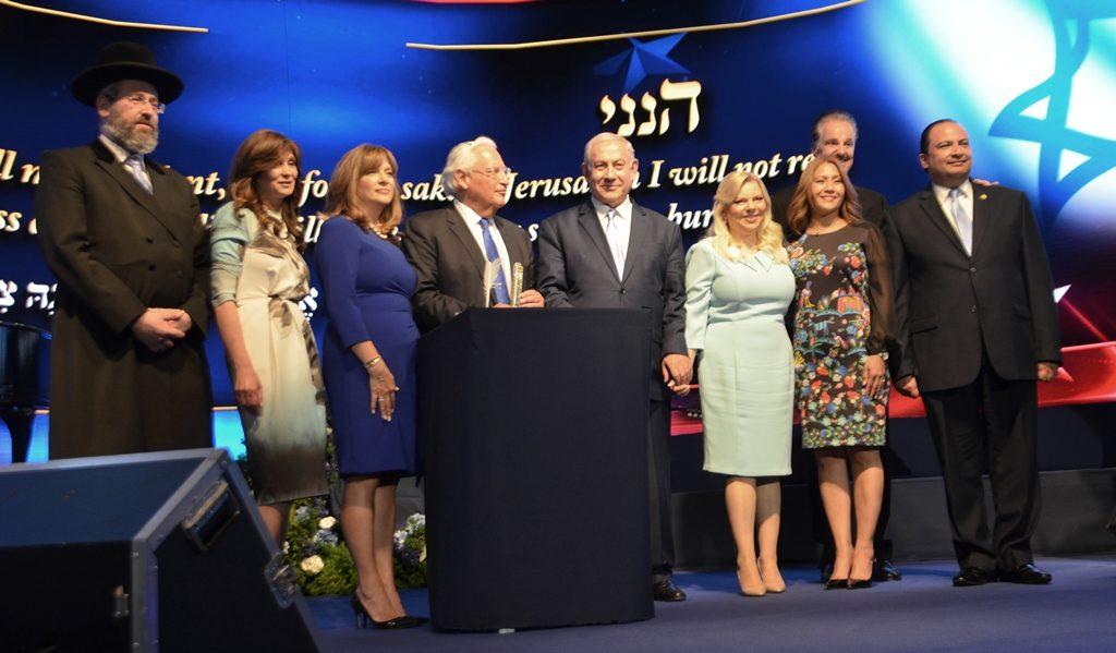Jerusalem US Embassy celebrated