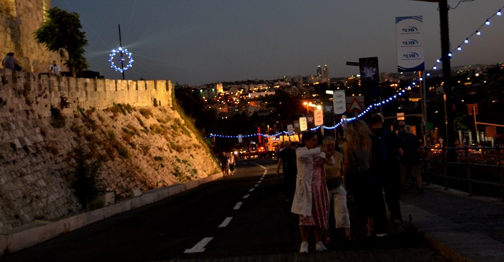 Jerusalem Festival of light