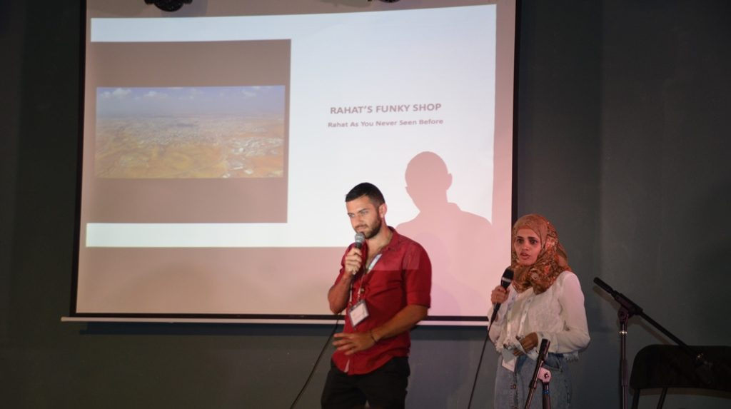 Jerusalem Israel Bedouin pitch idea for Starting Up Together