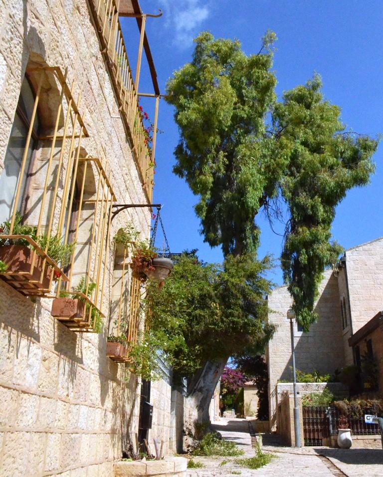 Yemin Moshe for Shabbat shalom