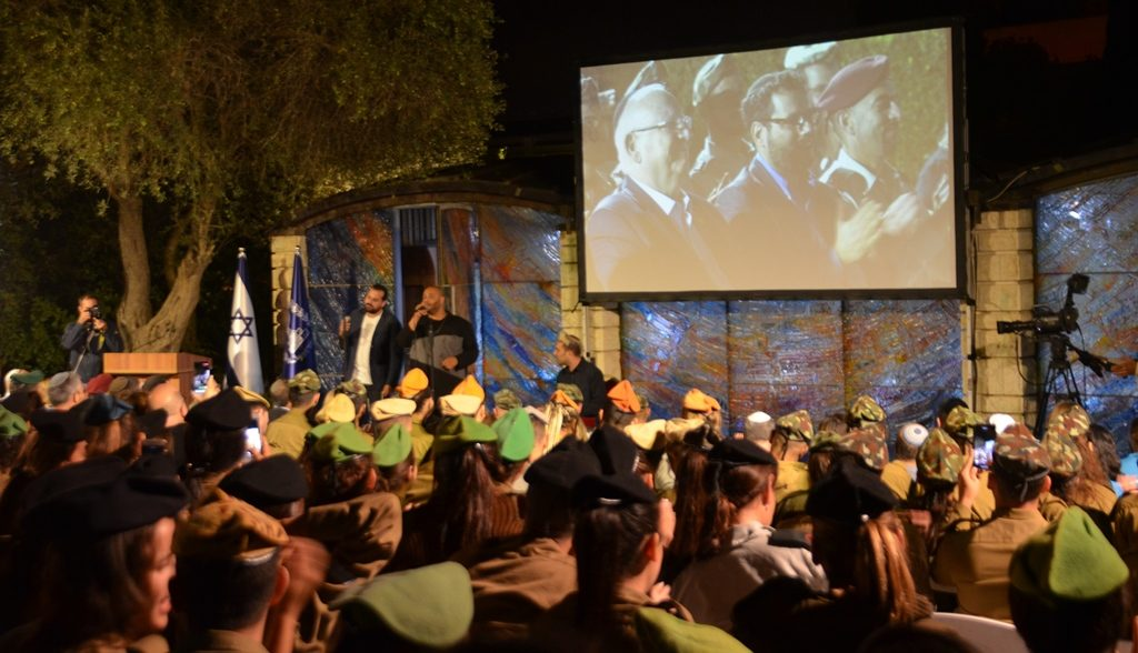 Selihot at Beit Hanasi 2019 with 500 people