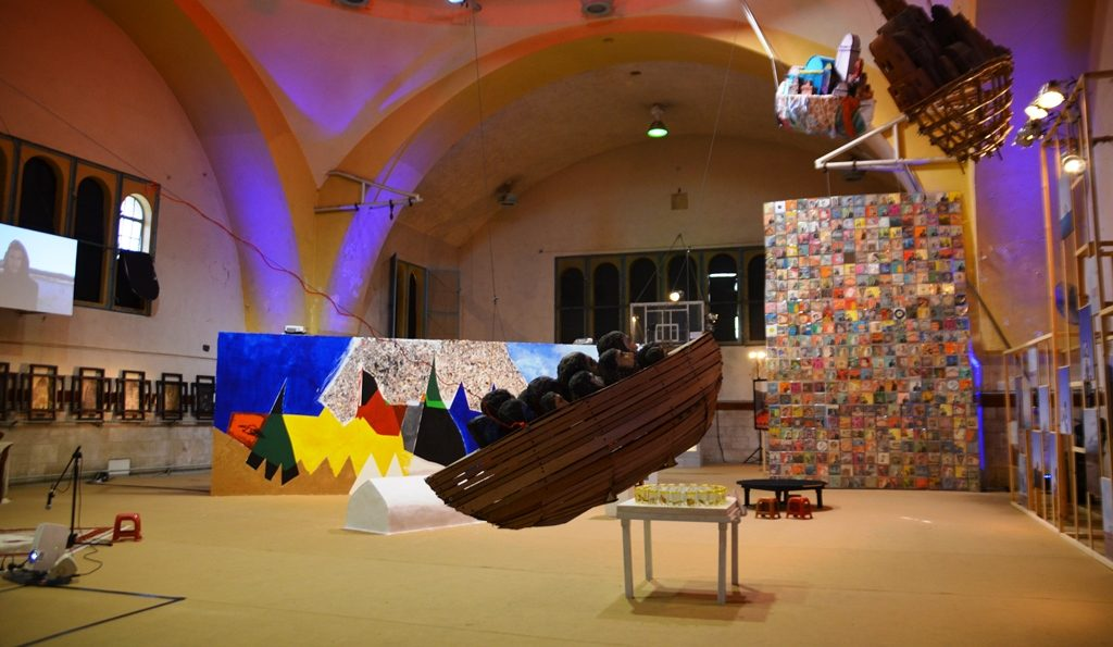 YMCA for Ziara Moroccan art Biennale