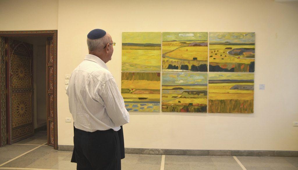 Jerusalem Biennale art