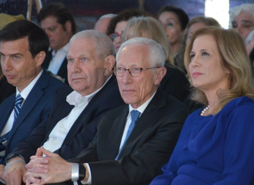 Stanley Fischer at Herzl Conference in Jerusalem