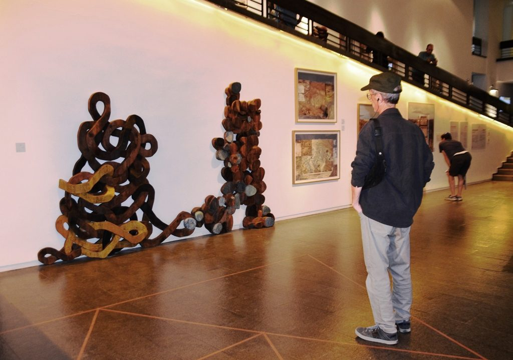 Jerusalem Biennale in Van Leer
