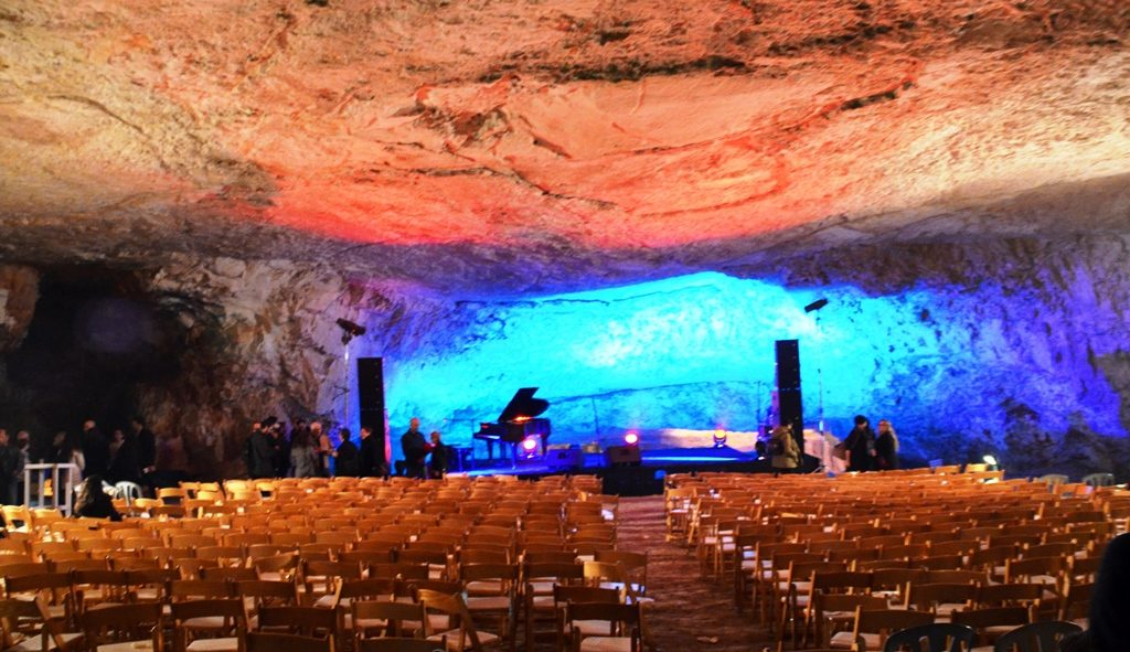 Solomon's Quarries for a piano performance