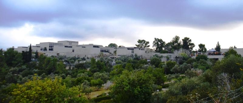 Israel Museum in Jerusalem, Israel
