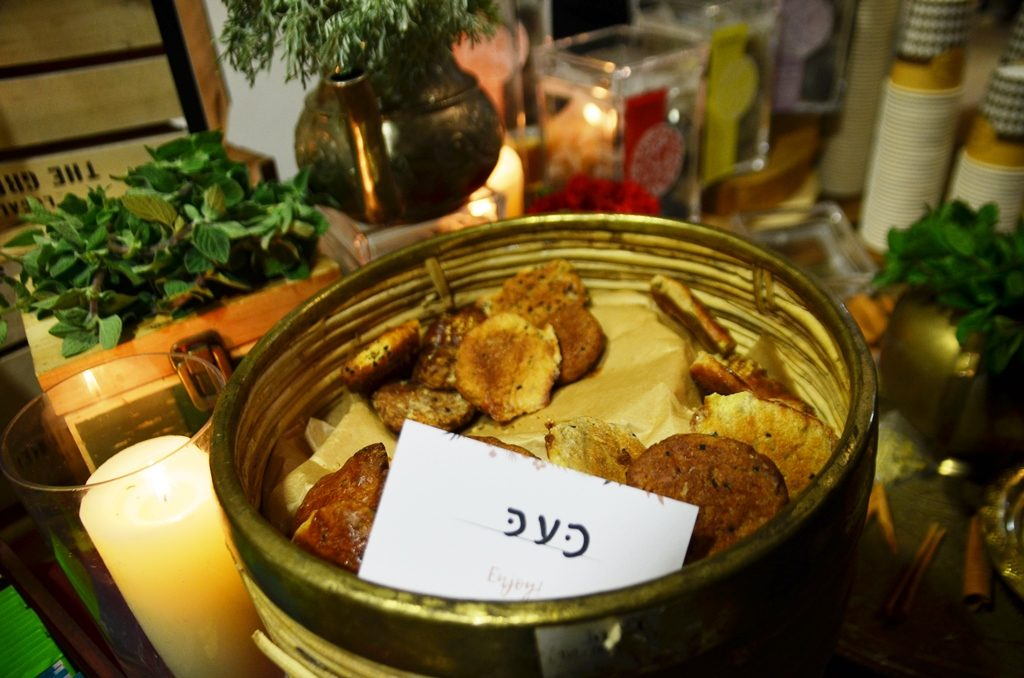 Bible Lands Museum Jerusalem traditional food from Yemen at opening of new exhibit