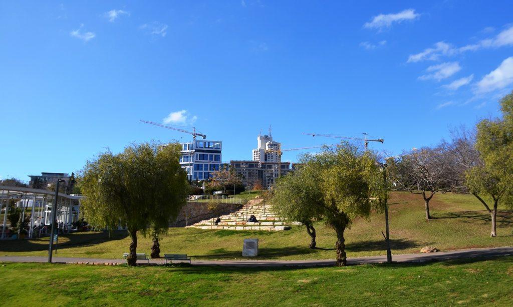 Jerusalem Israel Sache Park