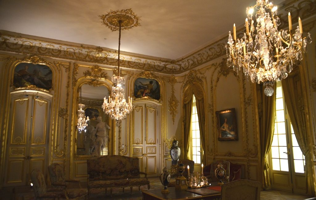 Rothschild Room at Israel Museum