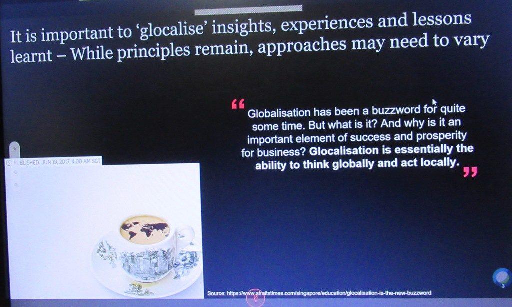 Globalisation COVID-19 slide Webinar mHealth